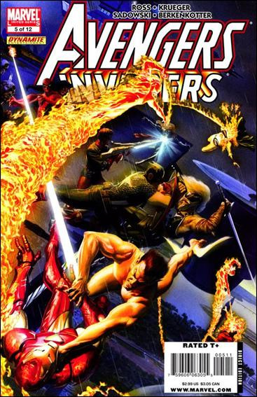 Avengers/Invaders 5-A by Marvel