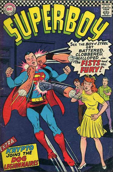 Superboy (1949) 131-A by DC