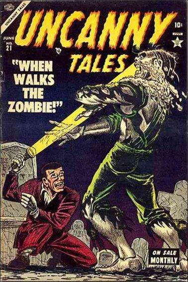 Uncanny Tales (1952) 21-A by Atlas