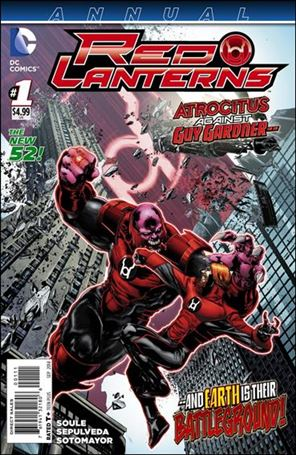 Red Lanterns Annual 1-A