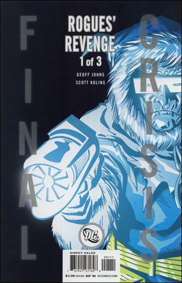 Final Crisis: Rogues' Revenge 1-B by DC