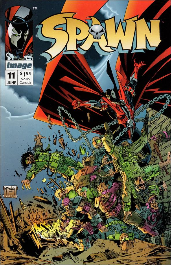 Spawn 11-A by Image