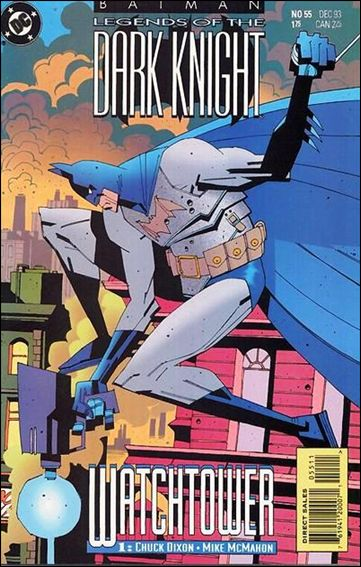 Batman: Legends of the Dark Knight 55-A by DC