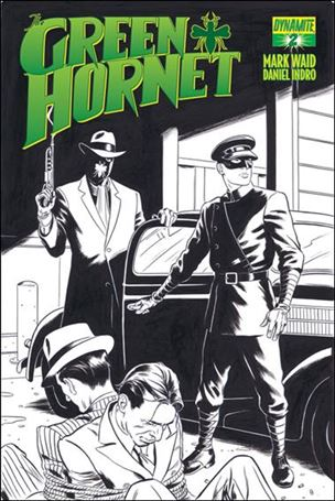 Green Hornet (2013) 2-C