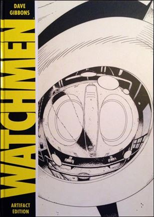 Dave Gibbons Watchmen Artifact Edition nn-B