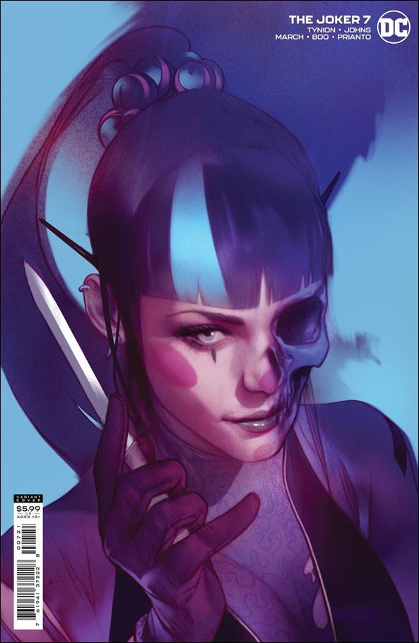 Joker (2021) 7-B by DC