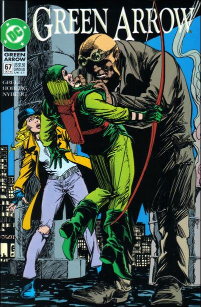 Green Arrow (1988) 67-A by DC