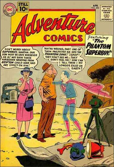 Adventure Comics (1938) 283-A by DC