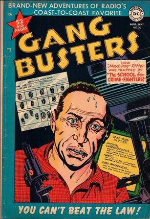 Gangbusters 23-A