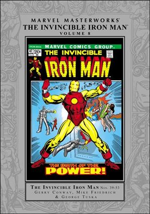 Marvel Masterworks: The Invincible Iron Man 8-A