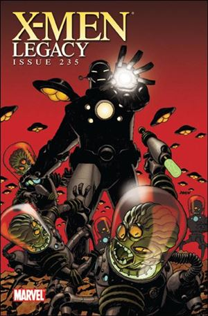 X-Men Legacy (2008) 235-B