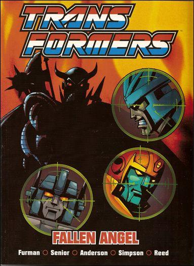 Transformers: Fallen Angel 1-A by Titan