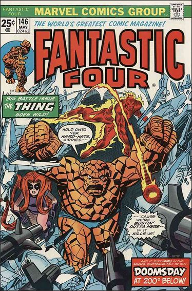 Fantastic Four (1961) 146-A by Marvel