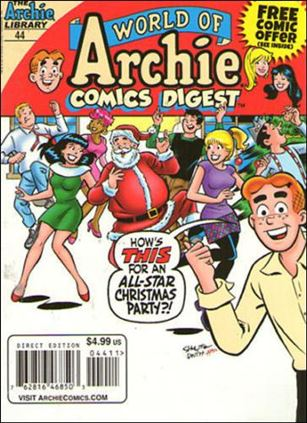World of Archie (Comics) Double Digest 44-A
