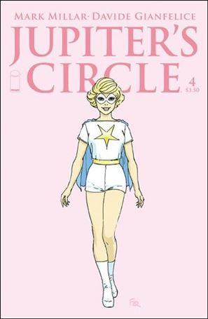 Jupiter's Circle 4-B