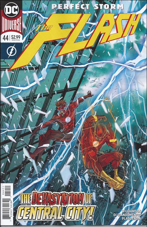 Flash (2016) 44-A by DC