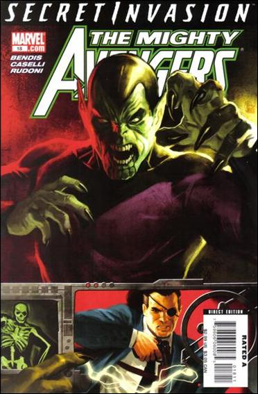 Mighty Avengers (2007) 18-A by Marvel