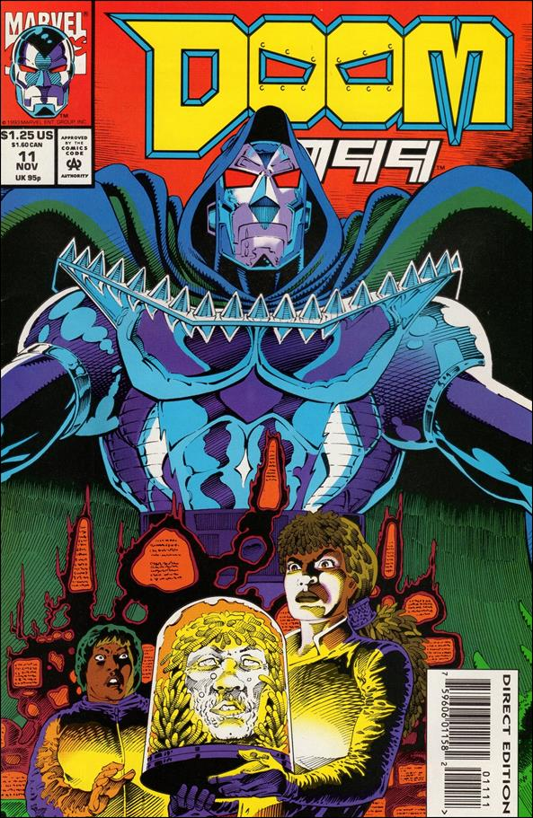 Doom 2099 11-A by Marvel
