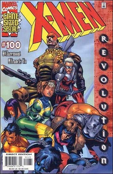 X-Men (1991) 100-G by Marvel