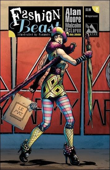 Fashion Beast 2-B by Avatar Press