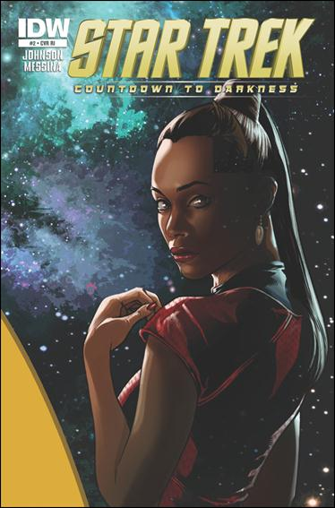 Star Trek: Countdown to Darkness 2-C by IDW