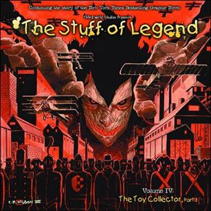 Stuff of Legend (2012) 3-A