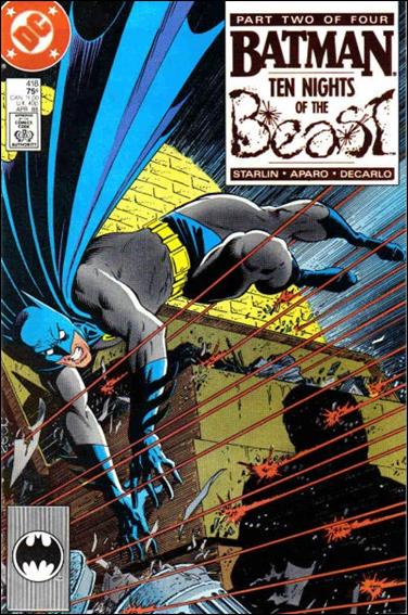 Batman (1940) 418-A by DC