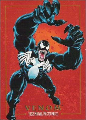 1992 Marvel Masterpieces (Base Set) 97-A by SkyBox