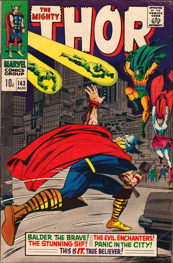 Thor (1966) 143-B by Marvel