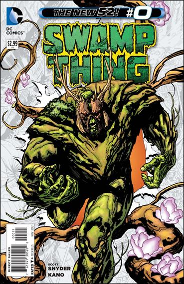 Swamp Thing (2011) 0-A by DC