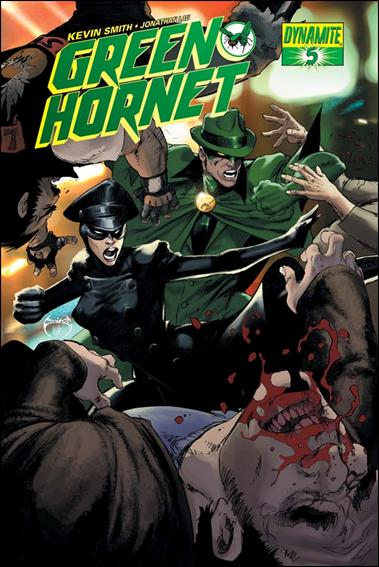 Green Hornet (2010) 5-C by Dynamite Entertainment