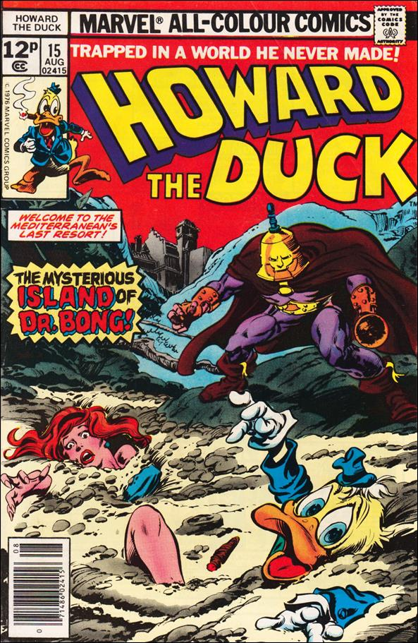 Howard the Duck (1976) 15-C by Marvel