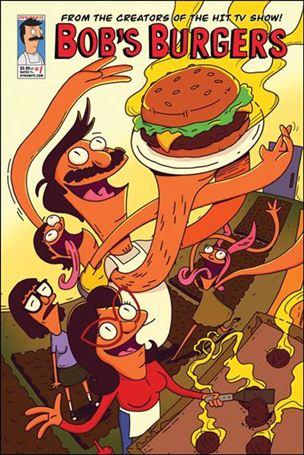 Bob's Burgers 1-A