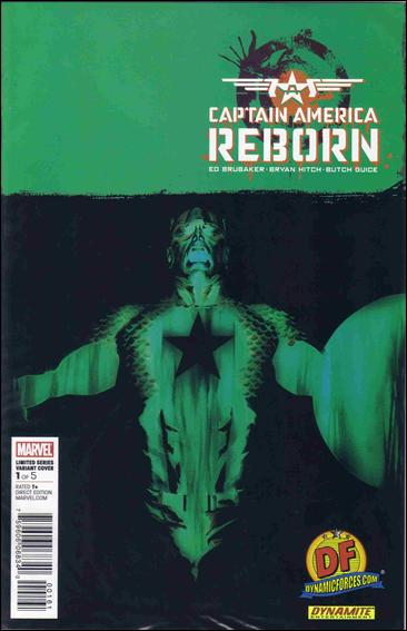 Captain America: Reborn 1-E by Marvel