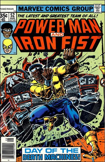 Power Man and Iron Fist (1978) 52-A by Marvel