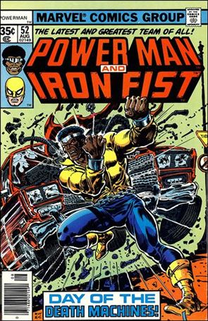Power Man and Iron Fist (1978) 52-A