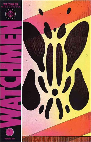 Watchmen 6-A by DC