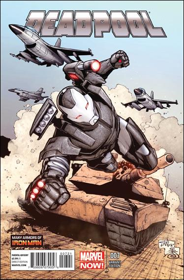 Deadpool (2013) 7-B by Marvel