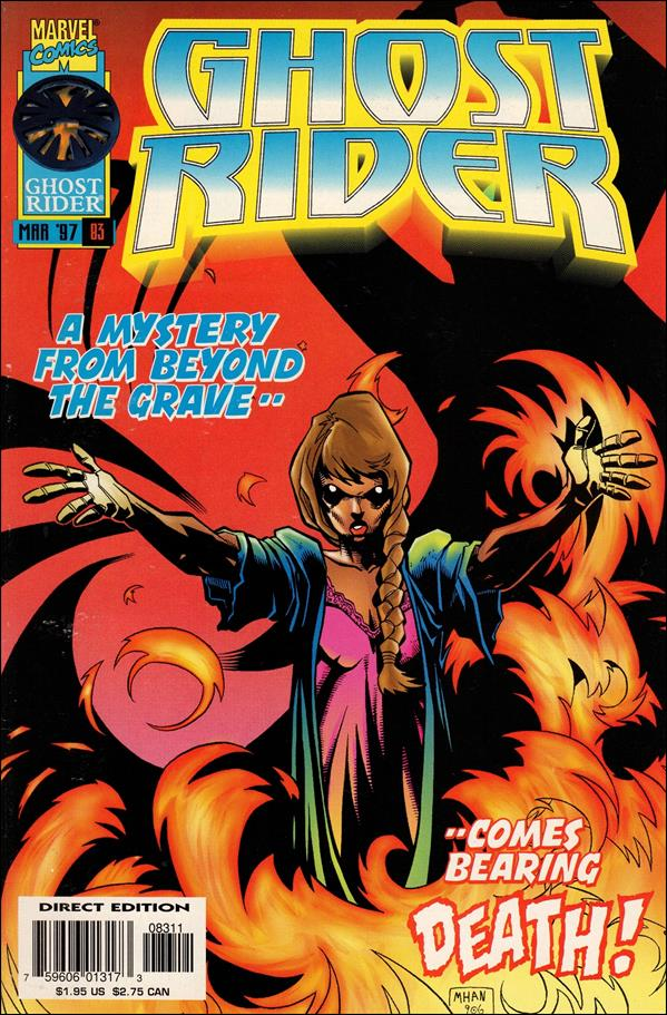 Ghost Rider (1990) 83-A by Marvel