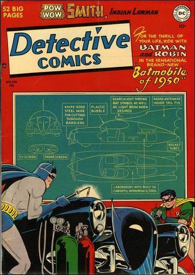 Detective Comics (1937) 156-A by DC