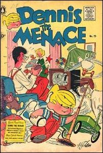 Dennis the Menace (1953) 20-A by Standard