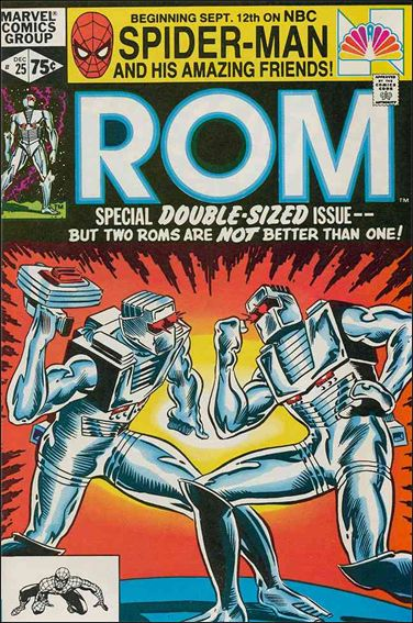 ROM 25-A by Marvel