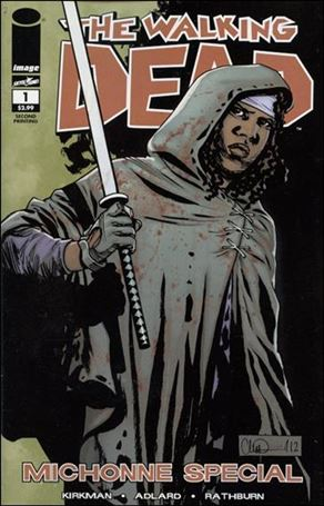 Walking Dead: Michonne Special 1-B