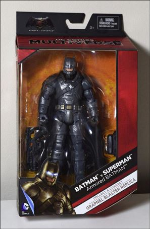 DC Comics Multiverse (Grapnel Blaster Series) Armored Batman