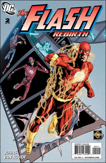 Flash: Rebirth (2009) 2-A by DC