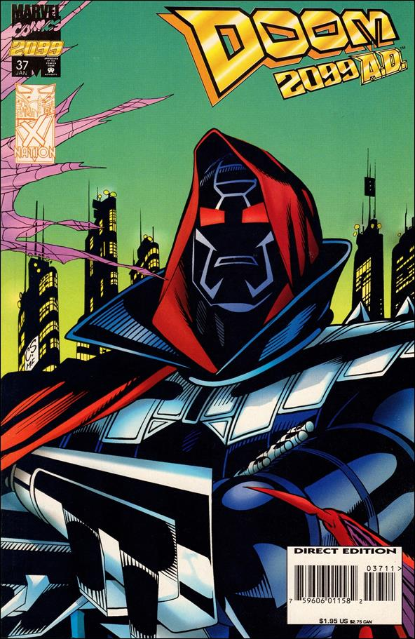 Doom 2099 37-A by Marvel