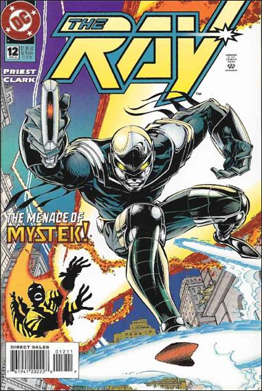 Ray (1994) 12-A by DC