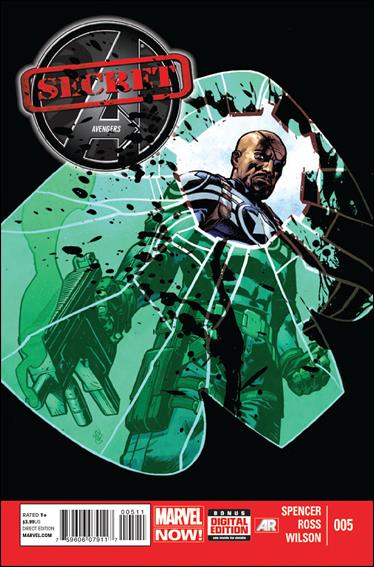 Secret Avengers (2013) 5-A by Marvel
