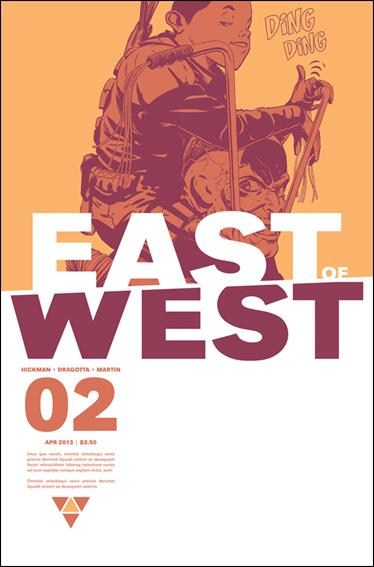 East of West 2-A by Image