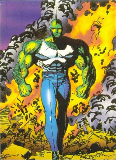Savage Dragon (Base Set) 8-A by Comic Images